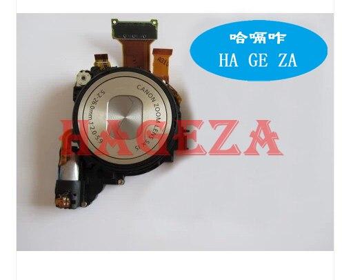 Камера Запчасти для canon S100 S100V PC1675 S110 объектив и CCD 95% Новый