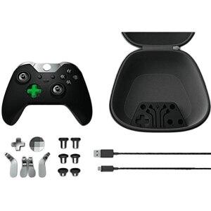 Image 2 - Запасные части для XBOX ONE Elite Gamepad, Корпус Корпуса, передняя крышка, чехол LB RB, бампер, ручки, триггер RT/LT
