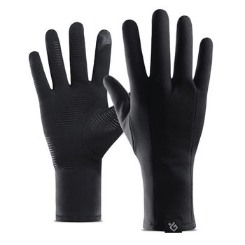 Waterproof Winter Warm Gloves Windproof Outdoor Thicken Mittens Touch Screen Unisex Men Sports Cycling image