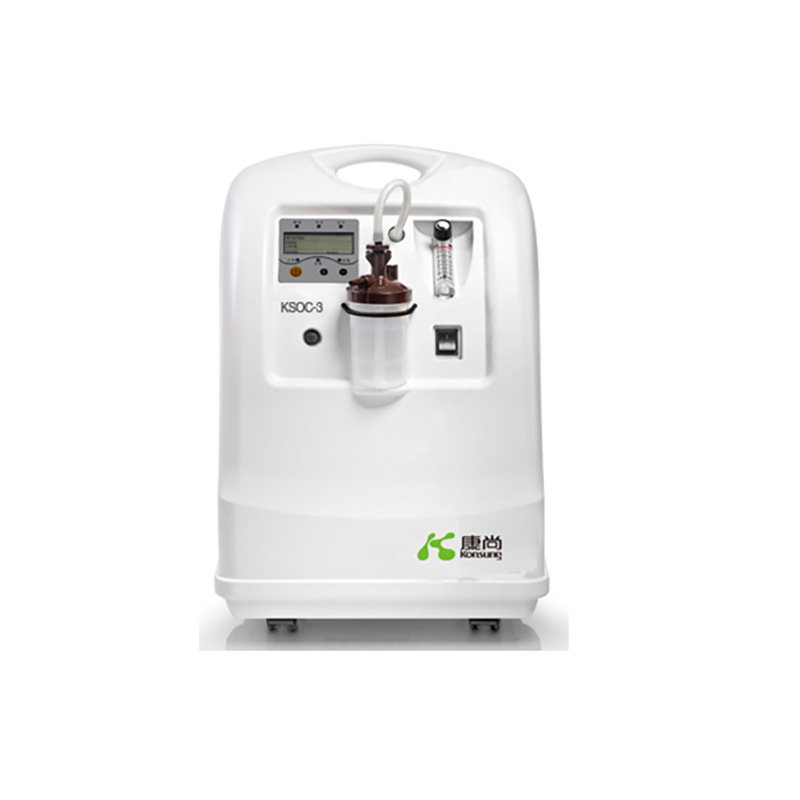 Medical 220V 3L Portable Oxygen Generator Concentrator Homeuse Oxygen Machine Generator with Built-in Atomizer