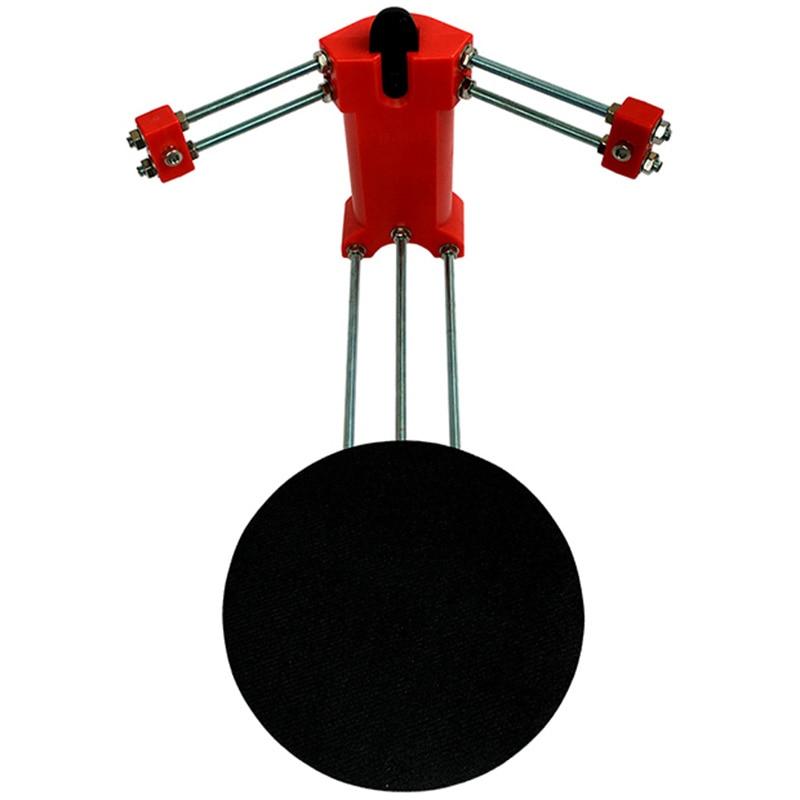3D do skanera, drukarki 3D akcesoria wysokiej precyzji z tworzywa sztucznego 3D zestaw skanera