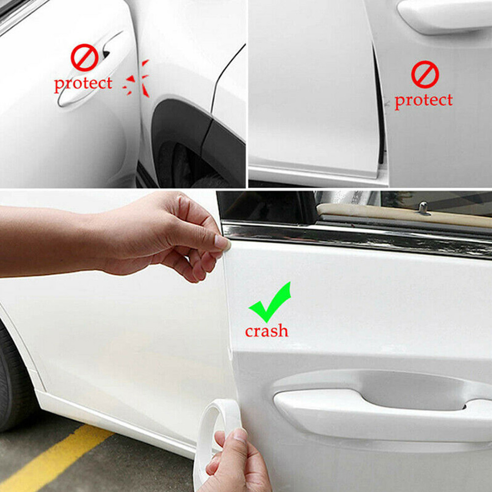 Anti Scratch Car tape Accessories Strip Clear Decal 1pcs Auto Door Edge|  - title=