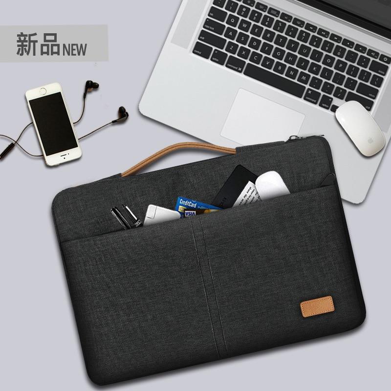 Multi-function Laptop Bag Business Casual Notebook Bag Briefcase Women Shoulder Bag Men Office Bags for Women Office Bag