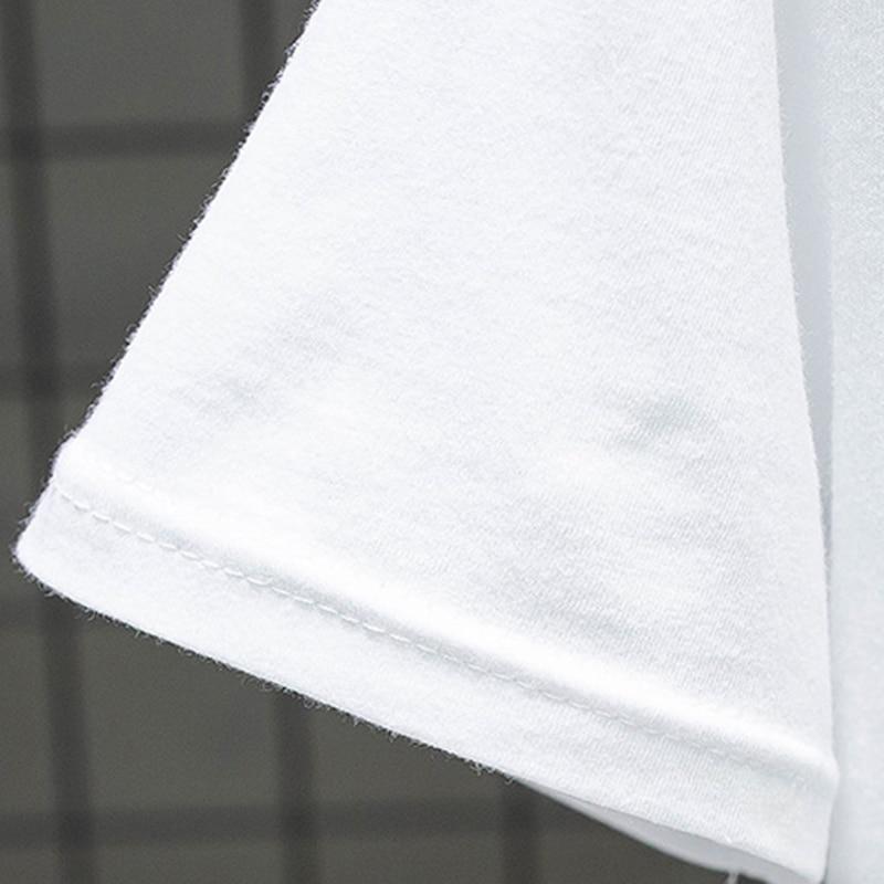 Nuovi Uomini di estate T-Shirt Casual Giapponese di Cotone di Tela di Stile Streetwear HarajukuKimono Moda Maschile Camicia A Maniche Corte 2020 Nuovo