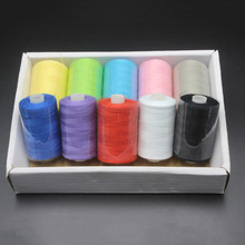 Household Sewing Thread High Quality 10 Color Set 402 Quality Hand Stitching