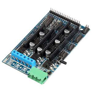 3D Printer Parts Ramps 1.5 Control Panel Expansion Board Replaces Ramps1.4 DIY Kit