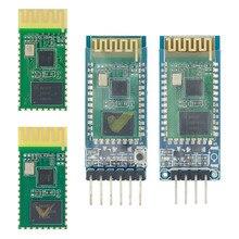 Novo HC-05 hc 05 hc-06 hc 06 rf sem fio bluetooth transceptor módulo escravo rs232/ttl para uart conversor e adaptador para arduino