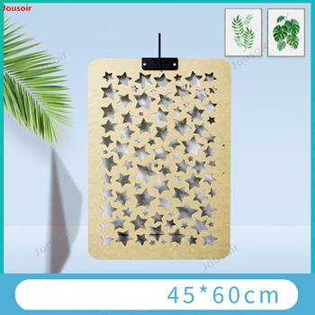 Film and television window light shadow flag board flag flag five-pointed star carved flag frame stars CD50 T03 фото