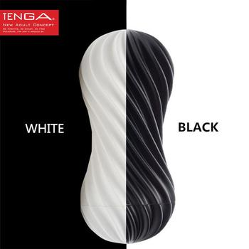 Tenga Reusable 18+ Latex Vagina Male Masturbator Cup Soft Pussy Sex Toy Vagina Adult Endurance Exercise Vacuum Cup for Man