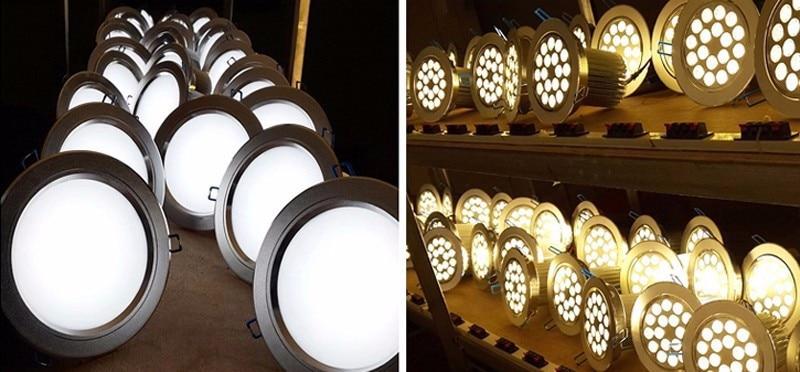 Light Lâmpada Do Teto Decoração Ac 110v 220v
