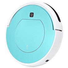 22W Home Smart Charging Sweeping Two-in-one Remote Control Automatic Sweeping One Sweeping Robot Pink Blue one robot