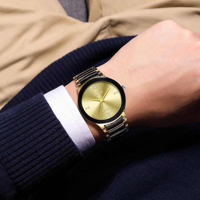 Quartz Watch Relogio Masculino Casual Business Wristwatch  3