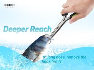 Image 2 - בומים דיג F03 דייג של דיג צבת 23cm ארוך האף וו מסיר כלים נירוסטה גריפר קו קאטר מספריים