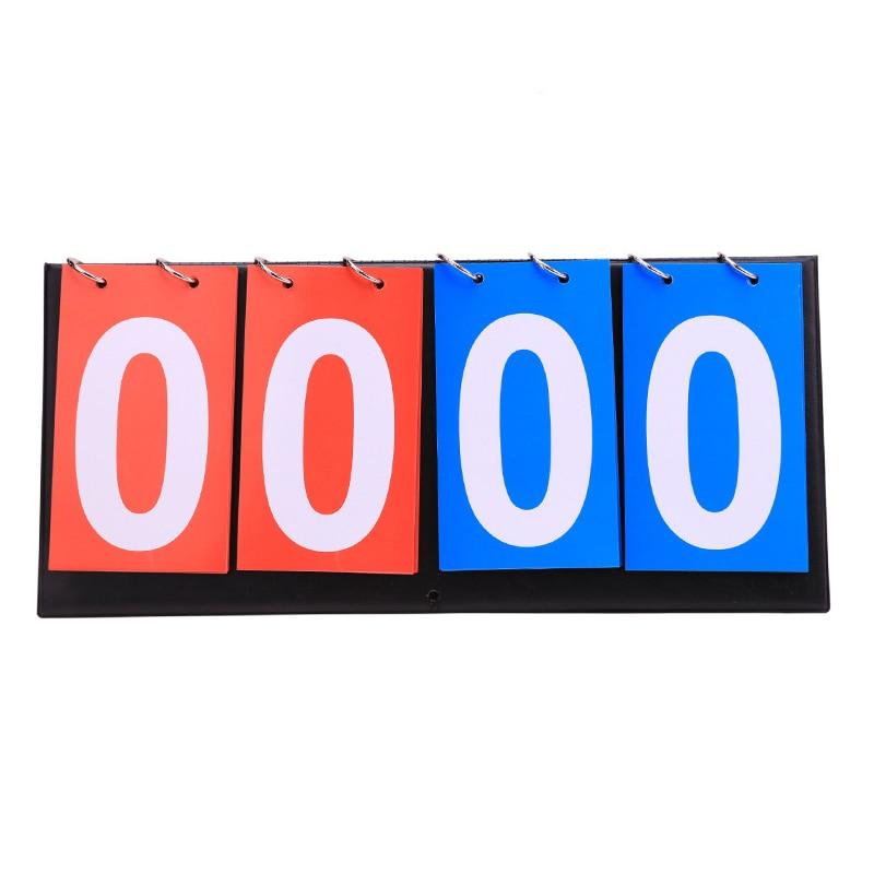 Multi Digits Scoreboard Sports Scoreboards For Tennis Basketball Badminton Football FDX99