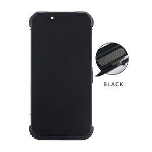 Image 3 - Alesser ため blackview BV9600 プロ 9.0 lcd ディスプレイ + タッチスクリーン + フレーム + フィルム + 指紋センサーボタン + ツール