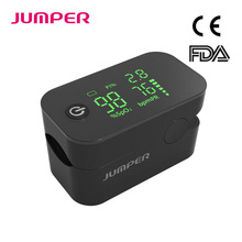 Oximetro Fingertip Pulse Oximeter Blood Oxygen SpO2 Measurement LED Display Digital Test Saturation High Quality