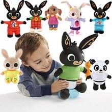 Bing плюшевый кролик детская игрушка мягкая панда Коко Хоппи