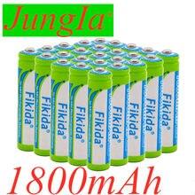 1,2 V Aaa 3A Nimh 1800 Mah Aaa Batera Recargable Aaa Bateria Ni-Mh Batera Recargable