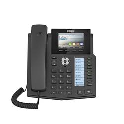 10 pçs/lote X5S entry-level Tela Colorida telefone voip sip telefone IP Suporta EHS fone de Ouvido HD Voz 16 linhas sip 10/100/1000 Mbps