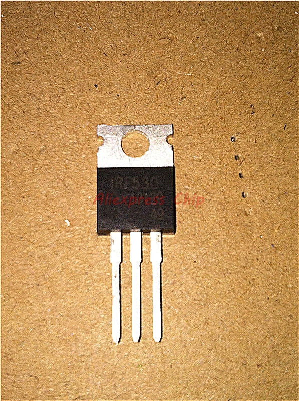 10pcs/lot IRF530N IRF530 <font><b>IRF530NPBF</b></font> MOSFET MOSFT 100V 17A 90mOhm 24.7nC TO-220 new original In Stock image