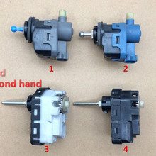 Light Tiida Adjuster-Motor for Nissan Sylphy Qashqai 1pc Second-Hand Used Infiniti