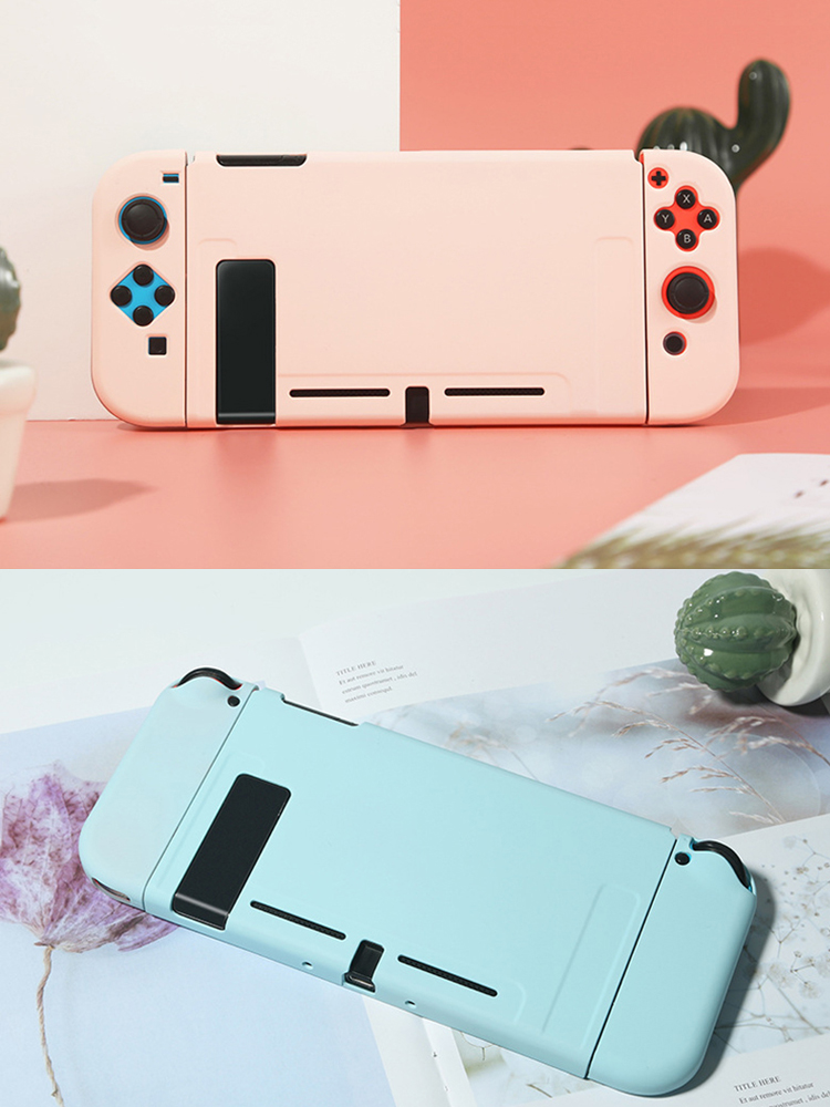 Protective Case Joy Con Controller Shell Hard Housing Full Cover Shell For Nintend Switch (25)