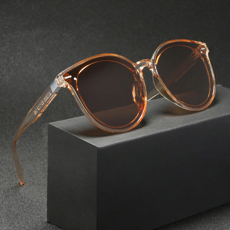 Higodoy Retro Round Oversized Sexy Women Sunglasses Luxury Brand 2019 Mens Eyewear Sunglasses Plastic Goggle Uv400 Sun Glasses