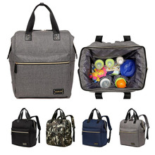 COLORLAND Backpack Baby Diaper Bag Diaper Bag Pregnant Mommy Tote Bag Dressing Bag Dry and Wet Separation Baby Care Organizer colorland baby diaper bag storage bag fashion mommy pregnant women package daddy messenger bag change diaper bag diaper handbag