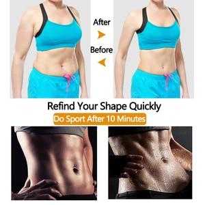Image 5 - Reducing Girdles Weight Loss Shapewear Waist Trainer Tummy Slimming Sheath Belly Shapers Training Belt Woman Body Shaper Corset