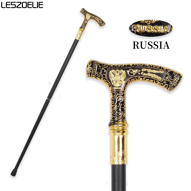 For RUSSIA Luxury Walking Stick Canes Men Party Vintage Walking Women Fashion Elegant Walking Stick Decorative Cane