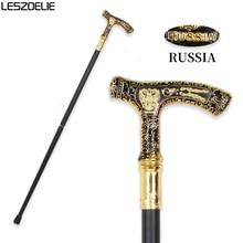 For RUSSIA Luxury Walking Stick Canes Men Party Vintage Walking Women Fashion Elegant Walking Stick Decorative Cane