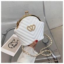 Bags Purse Chain Messenger-Bag Small Handbag Elegant Female Women for Summer-Style New