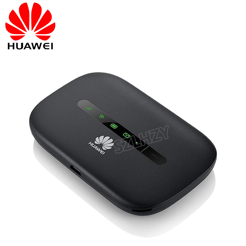 Unlocked HUAWEI E5330 Mobile 3G 21.6mbps WiFi Router MiFi Hotspot Pocket Carfi 1500mah Battery Up To 10 WiFi Users With SIM Slot