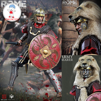 1/6 Scale Ancient Rome Imperial Army Aquilifer Male Soldier Action Figure Model Eagle Flag Bearer Collection Doll Toys Gift