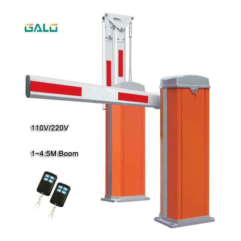 Automatic Parking Barrier Gate Opener Light Weight Motor Duty Aluminum Case Park Lock,Personal Access Disorder Barrier