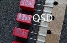 10 pcs/30 1pcsfor WIMA MKS2 4.7 UF/50 V קבלים 5mm
