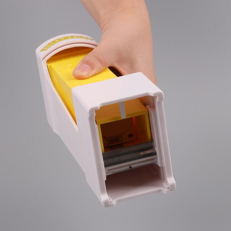Пластиковый слайсер для масла, прочная терка для сыра, диспенсер для домашнего кухонного инструмента