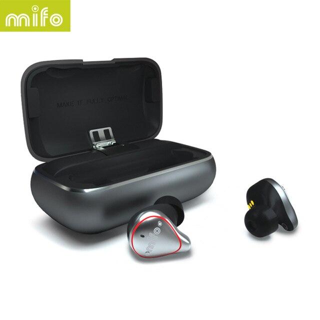 Mifo o5 פרו TWS Bluetooth אלחוטי אוזניות מאוזן Bluetooth אוזניות ספורט Hifi סטריאו קול אוזניות fone דה ouvido אוזניות