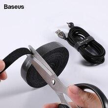 Baseus Кабельный органайзер Проводные намотки USB кабель управление зарядное устройство протектор для iPhone наушники в форме мыши держатель кабеля защита шнура
