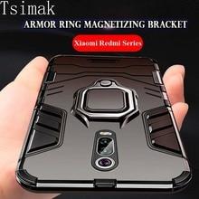 Ring Armor Case For Xiaomi Redmi