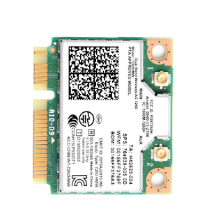 Image 3 - 1200Mbps Dual Band 802.11AC  for Intel7260 7260AC 7260HMW 2.4/5GHZ 867M Wifi Bluetooth 4.0 Mini PCIe Wireless Network Wlan Card