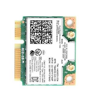 Image 3 - Carte réseau sans fil, Mini PCIe, wi fi 802.11AC, 1200 mb/s, 2.4/5GHZ, 867 mb/s, pour Intel7260, 7260AC, 7260hmw, 4.0 mb/s, Bluetooth