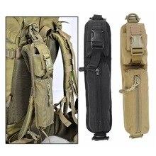 Тактический наплечный ремень, сумки для рюкзака, набор аксессуаров, брелок-фонарик, Сумка Molle, для отдыха на природе, EDC, Наборы инструментов, сумка