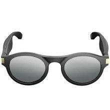 Bluetooth 5.0 Headset Glasses Anti-blue Light/UV Lenses Hand