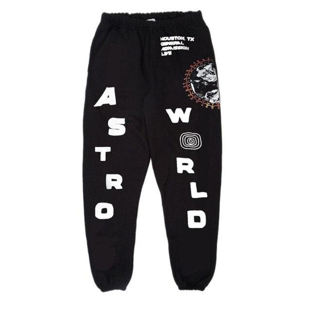 Travis Scott Astroworld Joggers Sweatpants 1