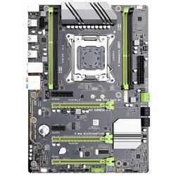 X79 P3 płyta główna do gier Lga 2011 Atx wsparcie dla procesora intel xeon Core 4X32 Gb 128Gb pamięci ram Pci E X16 na pulpit serwera w Płyty główne od Komputer i biuro na