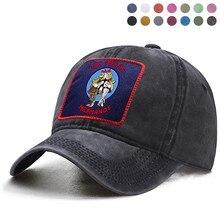Los Pollos Hermanos gorra de béisbol mujer hombre pollo hermano visera sombrero papá camionero sólido Snapback Casquette bajo perfil sombreros de sol