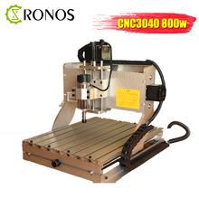 CNC 3040 400W/800W Spindle 3 Axis CNC Router Engraving PCB Milling Cutting DRILLING Machine 220V