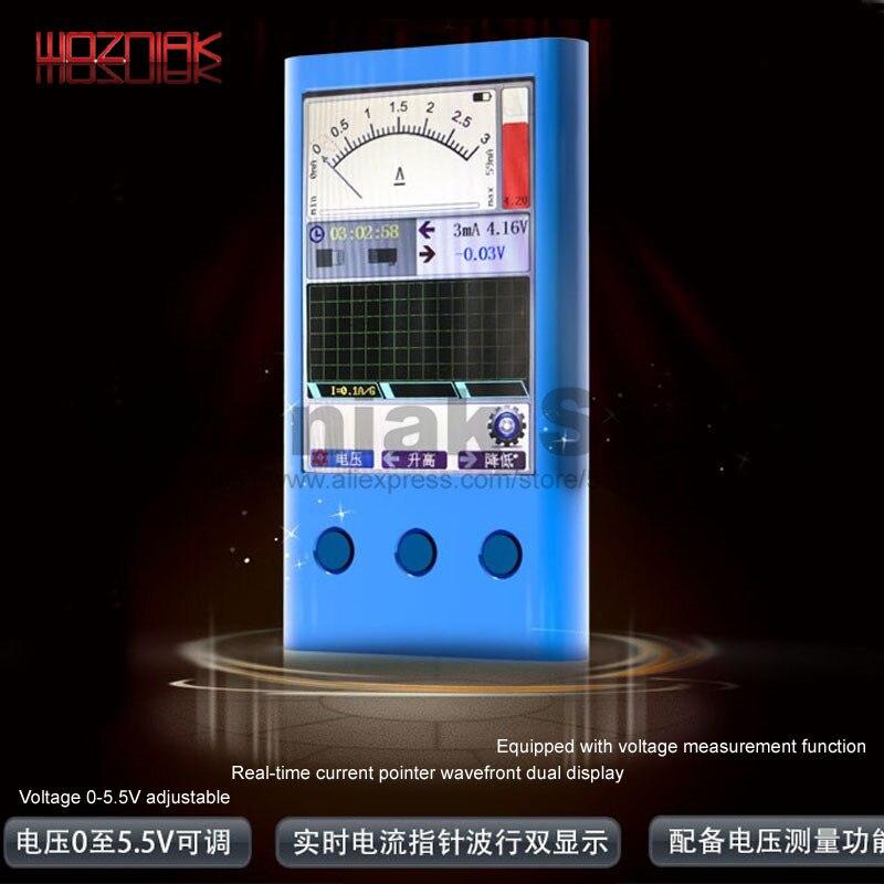 Wozniak Current-Power-Meter Cellphone Repairs Samsung For Voltage-Regulator Intelligent