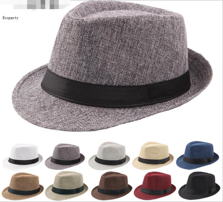 2019 Best Seller Men's 20's 1920s Gatsby Gangster Costume Accessories Set Panama Hat Suspenders